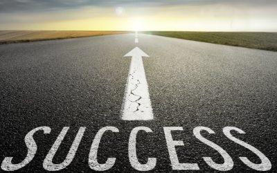 Het succes voor later start vandaag!